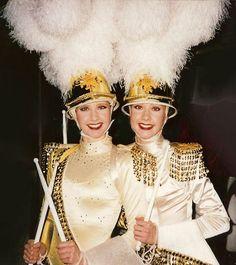 Katherine & Kimberly - Former Rockettes