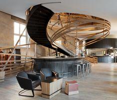 design-dautore.com: Les Haras – Strasbourg, France