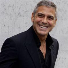 Celebrity Hair Crush:  George Clooney