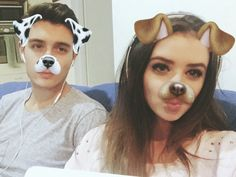Jess and Gabriel!! From YouTube❤️❤️
