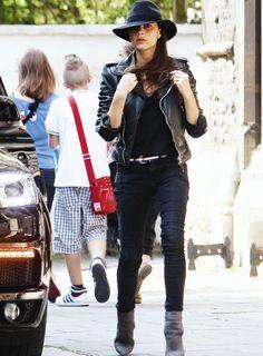 Victoria Beckham 2013 street style