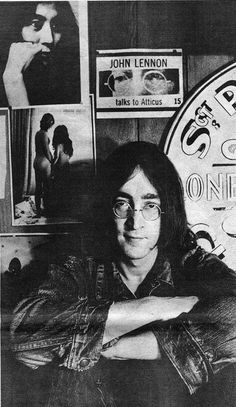 John Lennon. Your words ring increasingly true as we surrender our voices, and allow political chaos to reign.