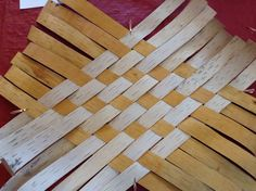 Lessons Learned Through Weaving Learning Time, Birch Bark, Lessons Learned, Really Cool Stuff, Weaving, Crafts, Image, Knitting, Crafting