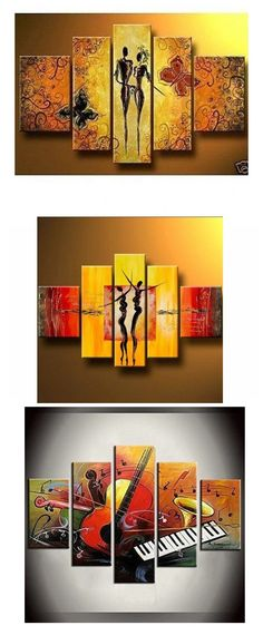 Hand Painted Canvas Painting, Canvas Painting Sets, Acrylic Art for Sale, Huge Painting, Painting for Sale Multi Canvas Painting, Living Room Canvas Painting, Canvas Paintings For Sale, Buy Paintings Online, Canvas Art For Sale, Abstract Art For Sale, Large Canvas Art, Hand Painted Canvas, Hand Painting Art
