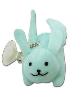 Now you can have your very own! Hetalia Flying Mint Bunny Car Hanger Plush $8.99 on RightStuf! #Hetalia #anime #FUNimation