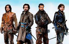 The Musketeers - Series II promos
