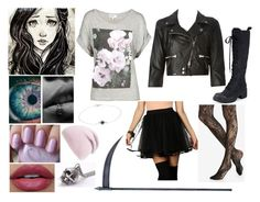 """Cadie Willows Outfit Twenty-nine"" by yukihanayuuki ❤ liked on Polyvore"