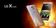 LG X Cam: smartphone com câmera dupla de 120º chega ao Brasil - http://www.showmetech.com.br/lg-x-cam-camera-120o-brasil/