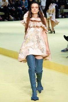 Marques' Almeida Spring/Summer 2017 Ready-To-Wear Collection | British Vogue