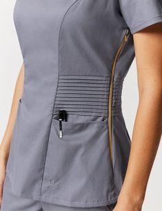Scrubs Outfit, Scrubs Uniform, Scrub Suit Design, Lab Coats, Uniform Design, Medical Scrubs, Professional Attire, Scrub Pants, Caregiver