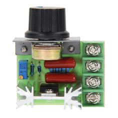 2000W AC 220V SCR Electronic Voltage Regulator Module Speed Controller Dimmer Thermostat NG4S #CLICK! #clothing, #shoes, #jewelry, #women, #men