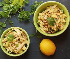 Curried Apple Chicken Salad
