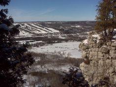 Beaver Valley near Kimberly Ontario