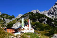 Muttekopfhütte, Imst