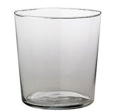 Gio Clear Glass Tumbler Small: Remodelista
