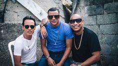 Gente de Zona quieren grabar con artistas líderes urbanos de Puerto Rico