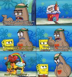 Spongebob Im Ready Im Ready Pinterest Spongebob