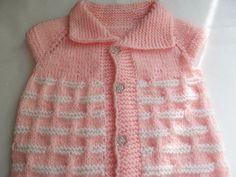 Knitting Pattern...Knitting Baby Vest... by Vestberet on Etsy