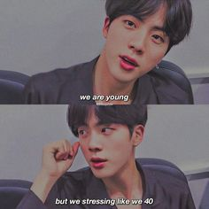 mentions J'aime, 42 commentaires - 𝙗𝙩𝙨𝙤𝙥𝙝𝙞𝙡𝙚 Bts Lyrics Quotes, Bts Qoutes, Fact Quotes, Mood Quotes, Happy Quotes, Cute Quotes For Him, Korean Phrases, Deep Thought Quotes, Besties Quotes