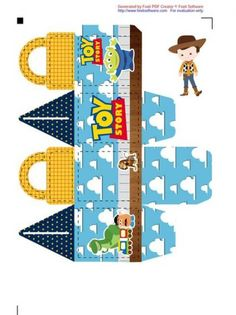 39 Ideas party decorations boy toy story for 2019 Jessie Toy Story, Fête Toy Story, Toy Story Room, Toy Story Crafts, Toy Story Baby, Anniversaire Woody, Festa Toy Store, Dibujos Toy Story, Imprimibles Toy Story