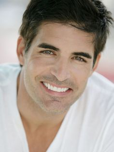 Galen Gering...ah Luis from Passions!...I was totally in love with him when I was younger... & I can see why...lol