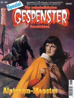 Gespenster Geschichten Spezial #183 - Alptraum-Monster
