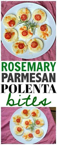 #appetizer #polenta #ad #italianfood #GlutenFree #comfortfood #parmesan #cheese #holidays