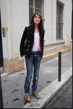 I Want to be Charlotte Gainsbourg  www.iwanttobeher.com