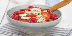 Creamy Banana Buckwheat Porridge