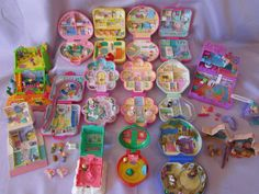 vintage polly pocket - Google keresés