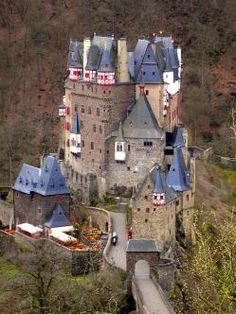 Castillo de Eltz: