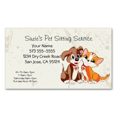 pet sitting on pinterest dog walking business cards and pet care. Black Bedroom Furniture Sets. Home Design Ideas