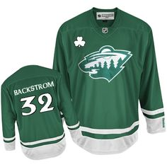 lowest price c3f03 d294a minnesota wild john madden 11 green authentic jersey sale
