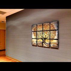 Tree_Woodwinds Hospital Art Cancer Center_2015