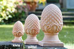 Terracotta Pinienzapfen