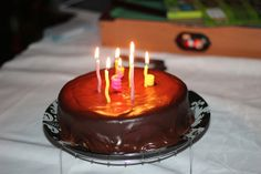 Bolo de chocolate e coco by anaclara_luppi, via Flickr
