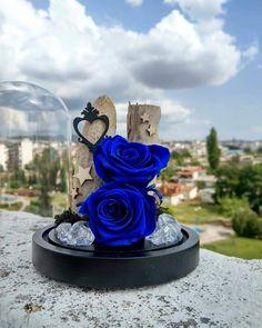 💙 Shiny Blue Roses 💙 Forever Roses 💙  #infinityroses #lastsforever #roses #roseslover #bluerose #blue #flowers #instamoment #instalove #instalike #floristshop #thessaloniki #anthos_theartofflowers  Για περισσότερες πληροφορίες και διαθεσιμότητα προϊόντων στείλτε μας προσωπικό μήνυμα 💙 Forever Rose, Blue Roses, Flower Art, Birthday Candles, Flowers, Art Floral, Royal Icing Flowers, Flower, Florals