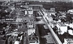View all the latest pictures in the gallery, Bygone air views of the Grimsby and Cleethorpes area - Part on Grimsby Telegraph. Melbourne Suburbs, Michael Church, Melbourne Victoria, Historical Pictures, Historic Homes, Aerial View, Old Photos, Paris Skyline, City Photo