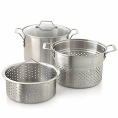 1000 Images About Pasta Pot With Strainer On Pinterest