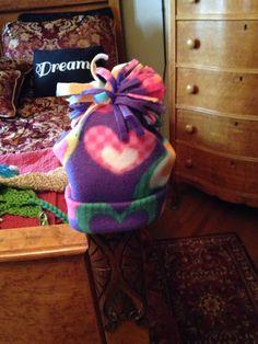 Fleece hat 2