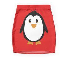 Cute Penguin Mini Skirt