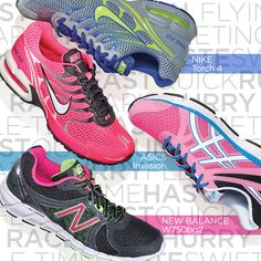 #Run into your local #RackRoomShoes store to catch great deals on your favorite name brand #athletic #shoes. #nike #newbalance #asics #adidas