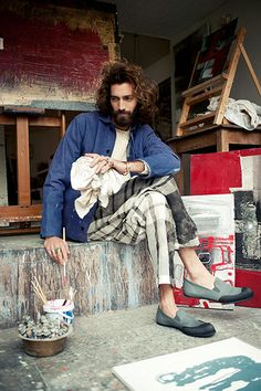 artist: artist fashion