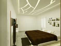 46 Dazzling & Catchy Ceiling Design Ideas 2015