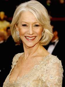 Helen Mirren is stunning....
