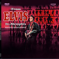 Elvis Presley - From Elvis In Memphis on Limited Edition 180g LP