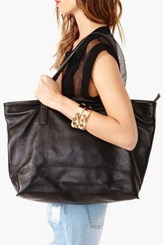 Boss Lady Tote | Nasty Gal