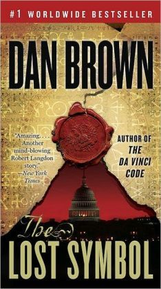 The Lost Symbol -- Dan Brown. Probably my least favorite Brown book so far, probably because it followed his plot pattern too closely. But, when I was in Washington, I did wonder about the cornerstone ;)