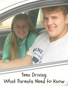 No matter what the age, this is one post you need to read as parents. Understand the statistics behind teen driving. I was convicted.