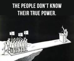 love this poster....power to the people !